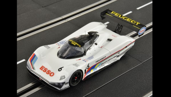 Fahrzeug Peugeot 905 Le Mans 1991 No. 6 Resin-Collectors-Edition