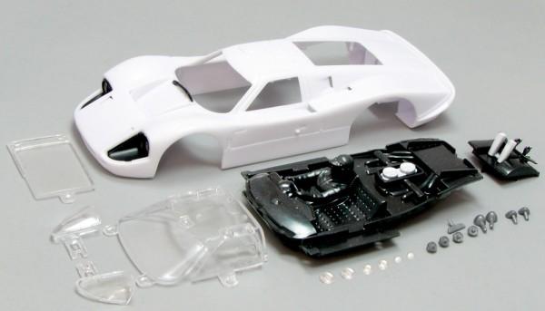 Karosseriebausatz GT-40 MkIV weiß