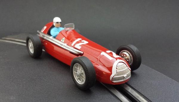 Slotcar 1:32 analog CARTRIX Tipo 159 No. 12 Grand Prix Legends Edition