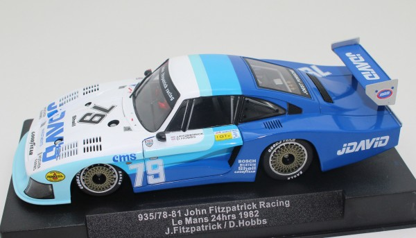Porsche 935/78 Le Mans 1982 #79