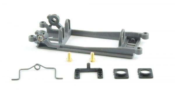 Motorhalter Inliner m.Achsträger 0,5mm Offset f.Motor Boxer/Flat