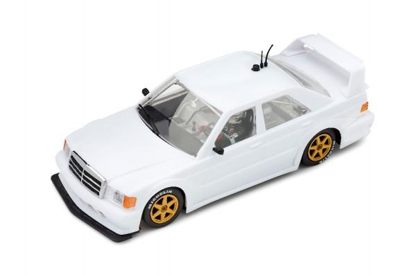 Slotcar 1:32 Bausatz analog Slot.it 190E 2.5-16 White Kit