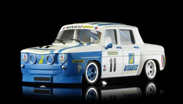 Slotcar 1:24 analog BRM R8 No. 11