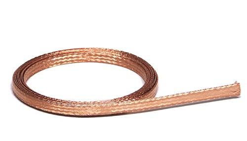 Stromabnehmer Kupfer 100cm