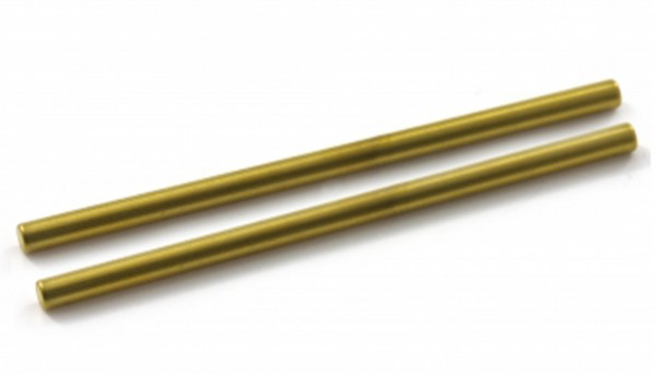 Blankachse Ø3x60mm Stahl inkl.zusätzlicher Oberflächenhärtung