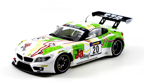 Slotcar 1:24 analog Racing-R Z4 GT3 Nürburgring 2012 No. 20