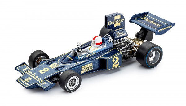 Slotcar 1:32 analog POLICAR 72E South Africa 1975 No. 2