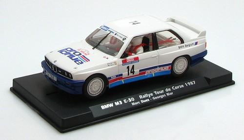 BMW M3 E30 Tour Corse 1987 #14