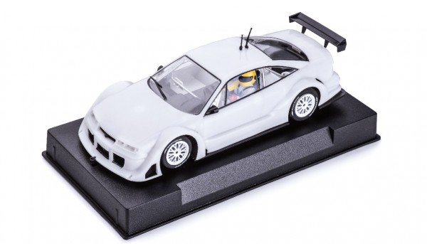 Slotcar 1:32 analog Bausatz Slot.it Calibra DTM White Kit