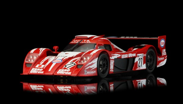 Slotcar 1:32 analog REVOSLOT GT-One No. 27