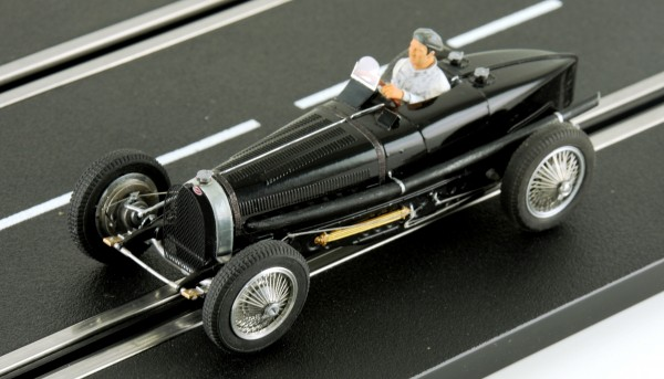 Slotcar 1:32 analog LE MANS MINIATURES Typ 59 Grand Prix 1933 High Detail Resin Collectors Edition