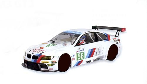 Karosserie 1:24 f.Slotcar M3 GTR Le Mans 2011 No. 56