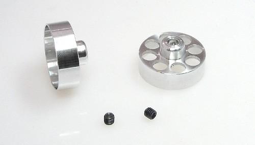 Felgen ProRacing-2 Ø19x6-10mm f.Ø3mm Flachhump Aluminium M3