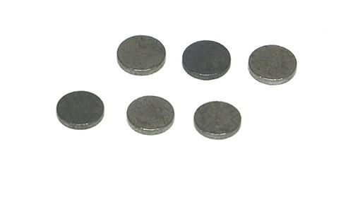 Zubehör Slot.it Trimmgewicht Ø6,3x1mm Tungsten f.Slotcars 1:32