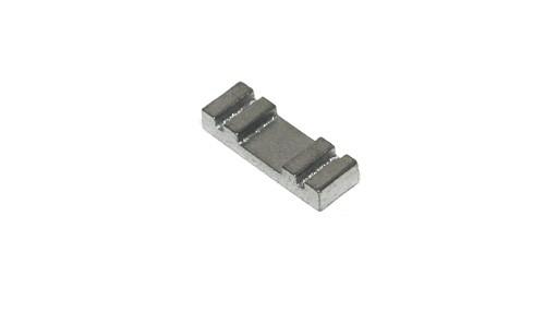 Fahrwerkstrimmgewicht 15x5x2,5mm 2,5gr Tungsten f.Motorhalter m.Achsträger