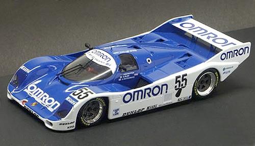 Slotcar 1:24 analog BRM 962 Fuji 1989 No. 55