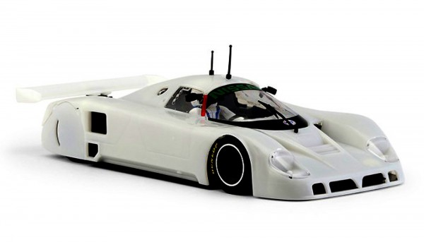 Slotcar 1:32 Bausatz analog Slot.it R89/90/91 White Kit