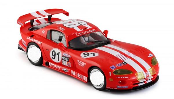 Karosserie f.Slotcars 1:32 REVOSLOT GTS-R No. 91