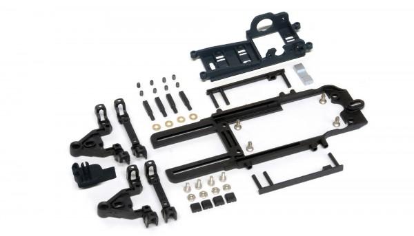 Fahrwerk Slot.it HRS-2 Universal Starter Kit Sidewinder Kunststoff f.Slotcars 1:32