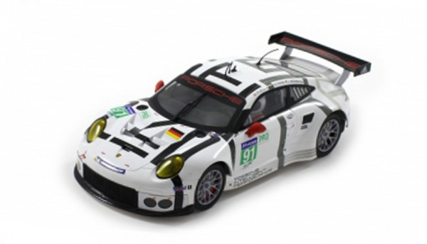 Slotcar 1:24 Bausatz analog Racing-RC2 Competition P991 RSR Le Mans 2015 No. 91