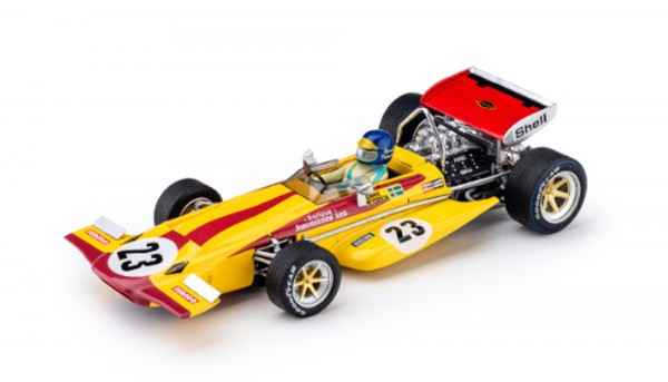 Slotcar 1:32 analog March 701 Monaco 1970 No. 23