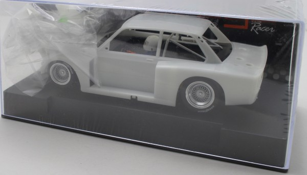 Slotcar 1:32 Bausatz analog SIDEWAYS 320 Turbo White Kit Typ A