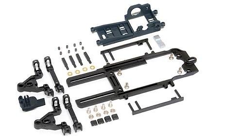 Fahrwerk HRS2 Sidewinder Starter Kit m.Montagezubehör f.Motor V12