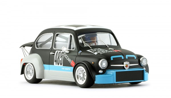 Slotcar 1:24 analog BRM TCR No. 485