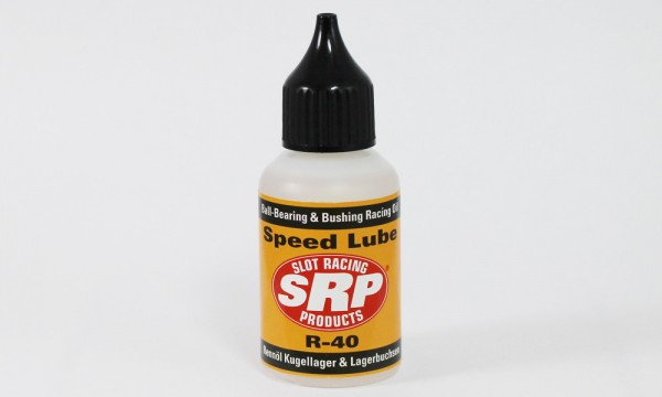Slotcar Speed Lube R-40 Hochleistungs-Rennöl