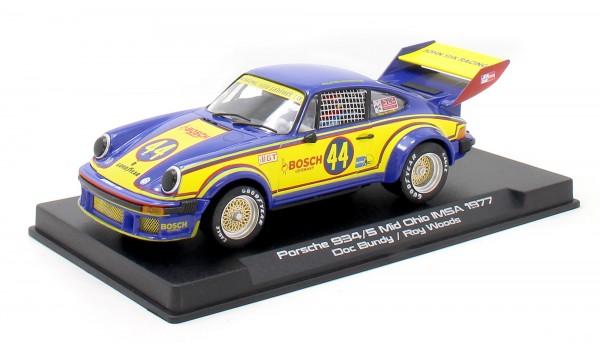 Porsche 934/5 Mid Ohio 1977 #44