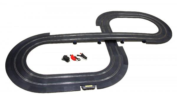 Autorennbahn-Packung Starter Set 6,5 Meter Bahnlänge ohne Fahrzeuge