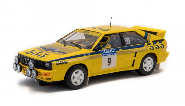 Slotcar 1:32 analog FLY A2 Hong Kong Bejing 1985 No. 9