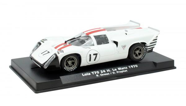 Fahrzeug Lola T70 Coupe Le Mans 1970 No. 17