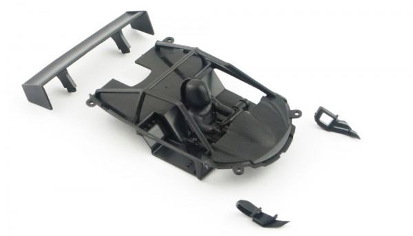 Cockpit F1 GTR m.Spoilersatz