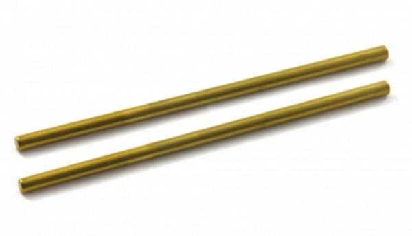 Blankachsen Ø2,38x60mm Stahl m.Oberflächenhärtung