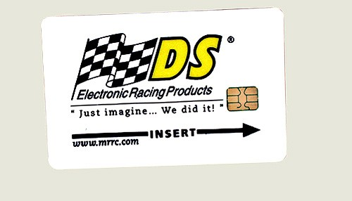 Race Cards ohne Aufdruck f.Card Control System