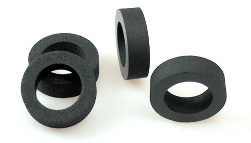 Reifen Ø30x10mm Moosgummi Pro Hard m.Innen-Ø20,5mm