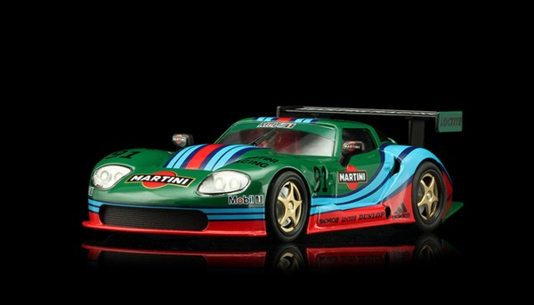 Slotcar 1:32 analog REVOSLOT LM600 No. 91 Green Edition