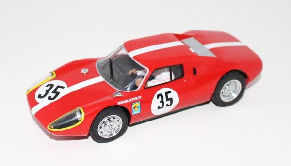 Fahrzeugbausatz Sebring Series Race Set 904-GTS No. 35 m.Fertigkarosserie u.Zubehör