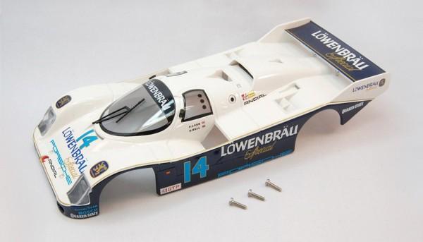 Karosserie f.Slotcar 1:24 BRM 962 IMSA 1985 No. 14