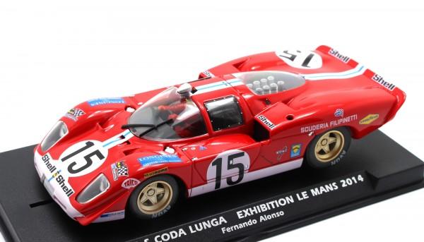 512S Le Mans 2014 #15