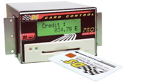 Card Control Lesegerät f.eine Spur