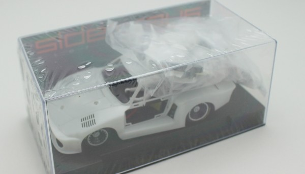 Slotcar 1:32 Bausatz analog SIDEWAYS 935/77A Turbo White Kit