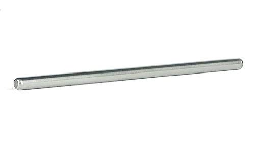 Achse Ø2,38x51mm Stahl