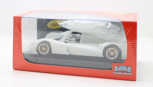 Fahrzeugbausatz Lola B12/80 White KIT