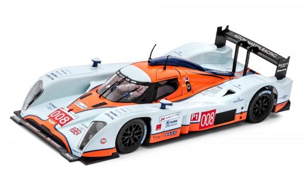 Slotcar 1:32 analog Aston Martin DBR1-2 Le Mans 2009 No. 008