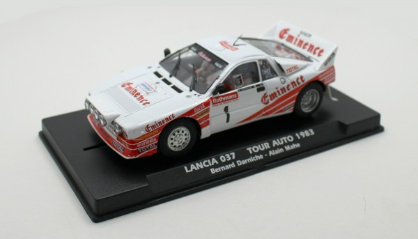 Slotcar 1:32 analog FLY 037 Tour Auto 1983 No. 1