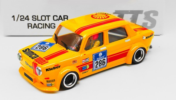 Slotcar 1:24 analog TTS Simca No. 286