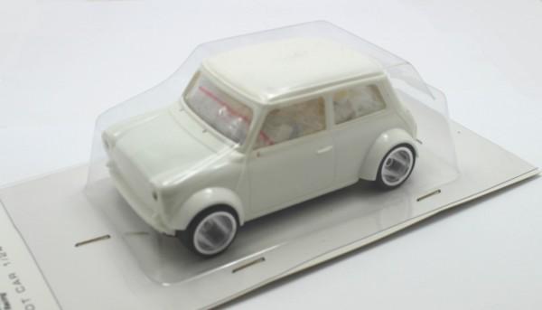 Slotcar 1:24 Bausatz analog BRM Cooper White Kit