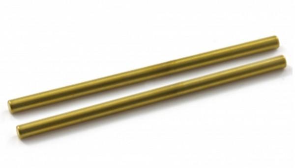 Blankachsen Ø3x60mm Stahl m.Oberflächenhärtung